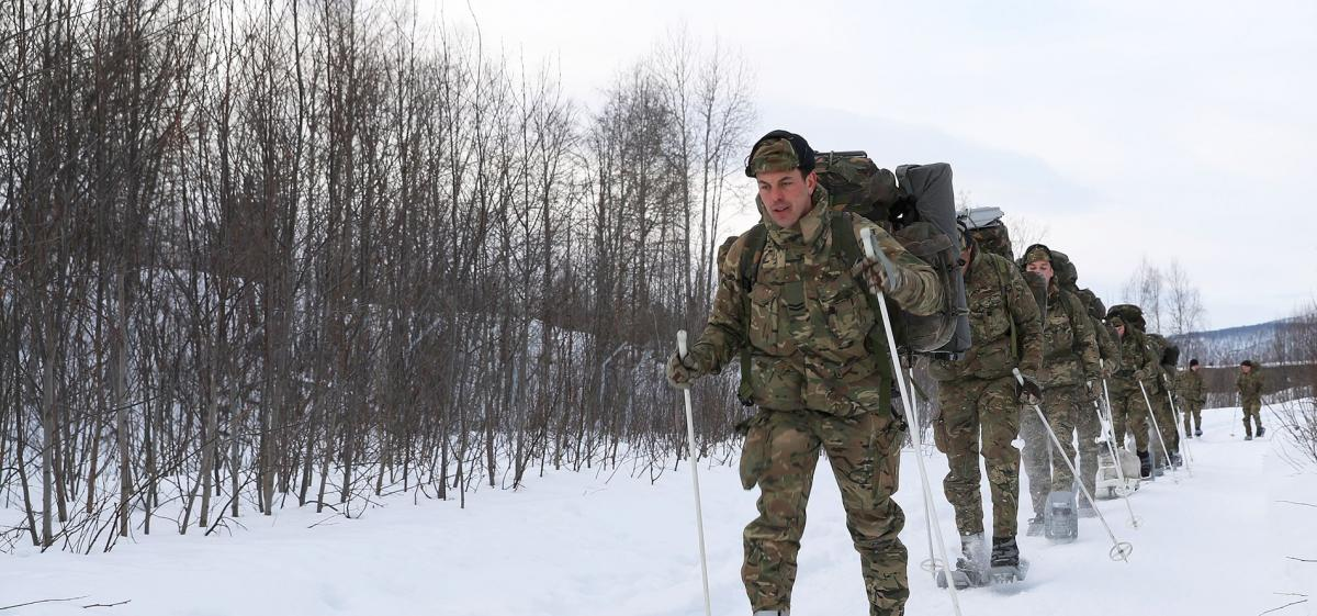 Defeat Cold Weather Like A British Soldier